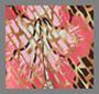 夏威夷长颈鹿驼色珊瑚红