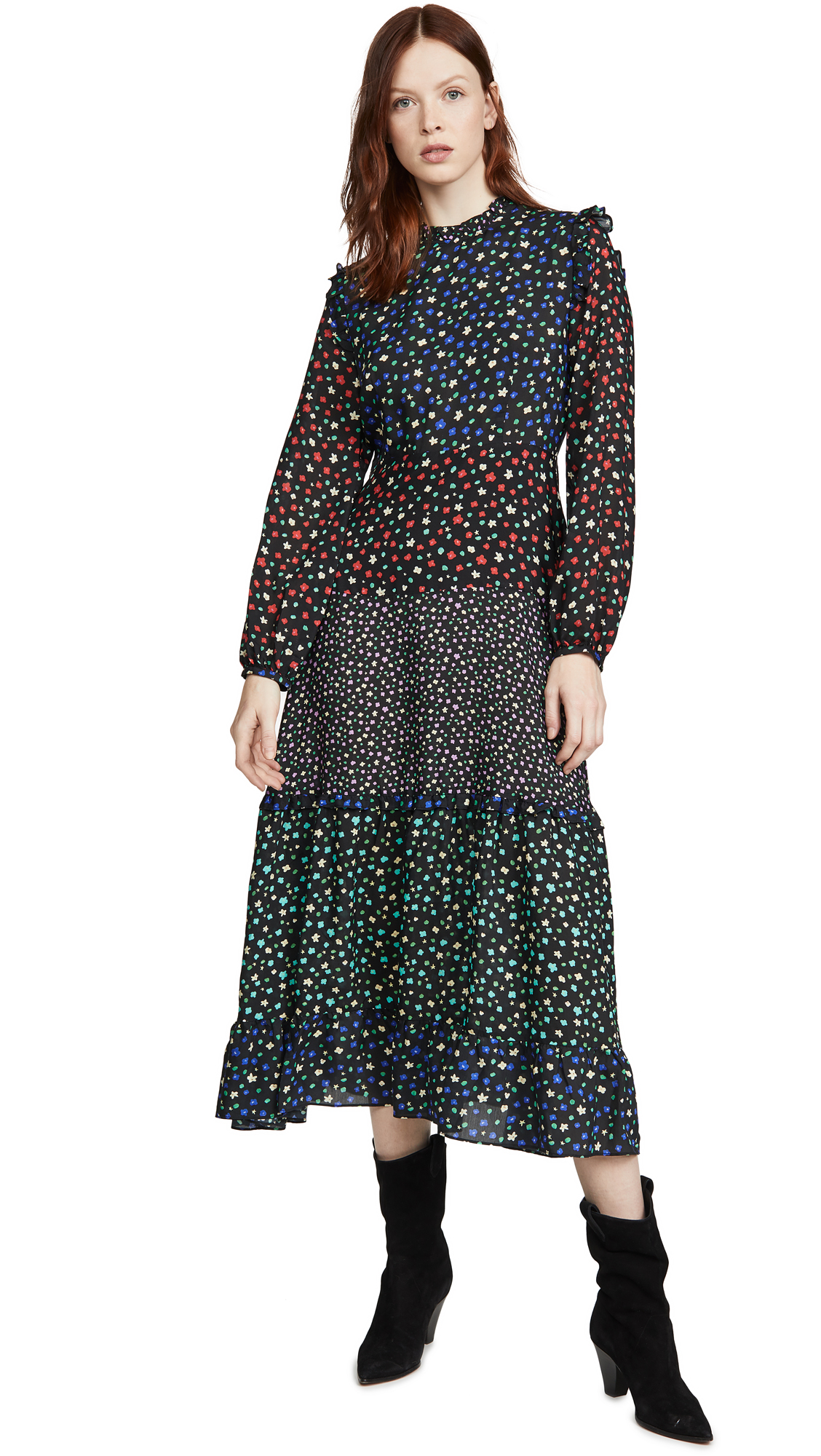 Buy RIXO online - photo of RIXO Billie Dress