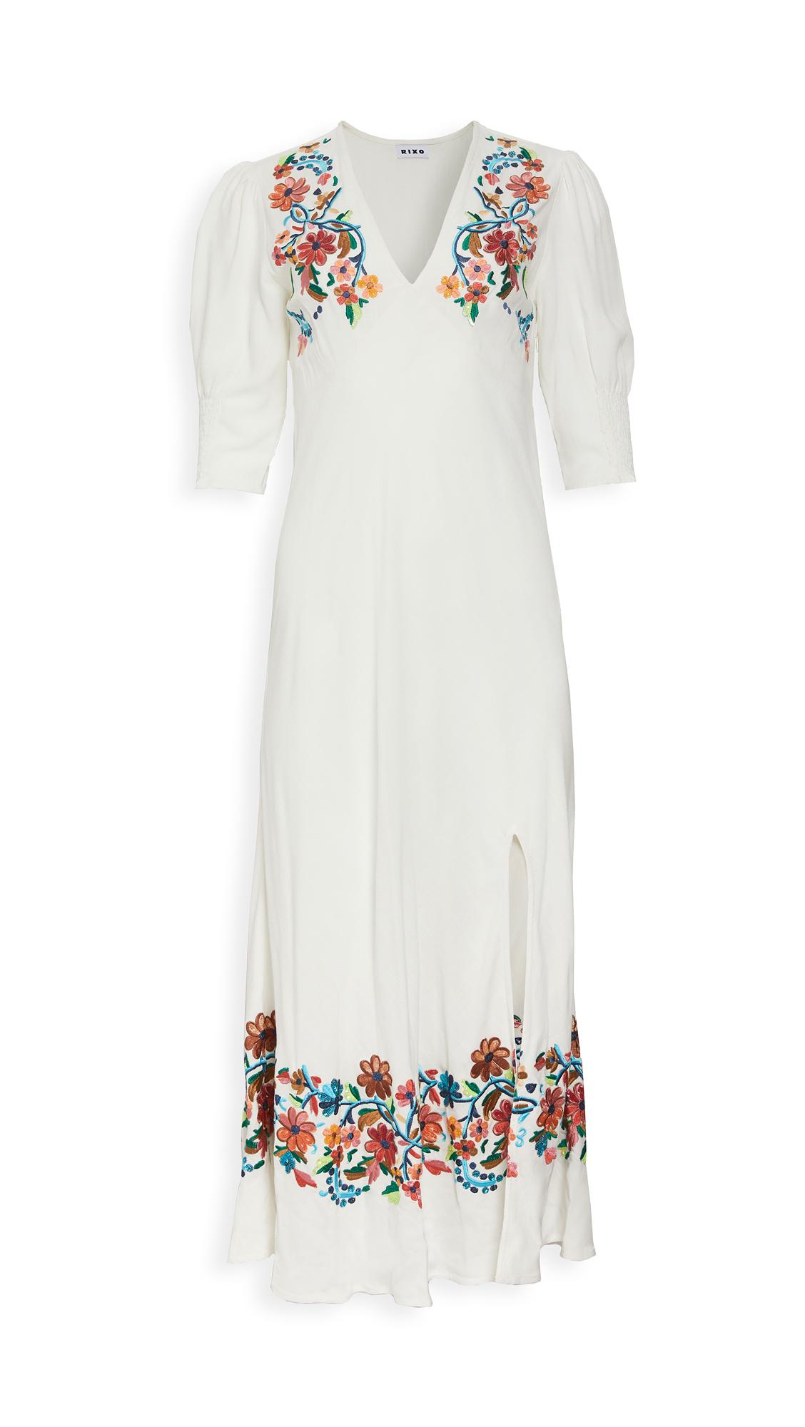 RIXO Carmen Dress – 30% Off Sale