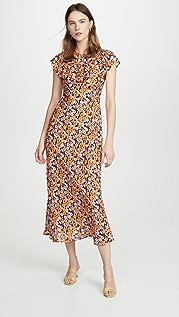RIXO Платье Lacey