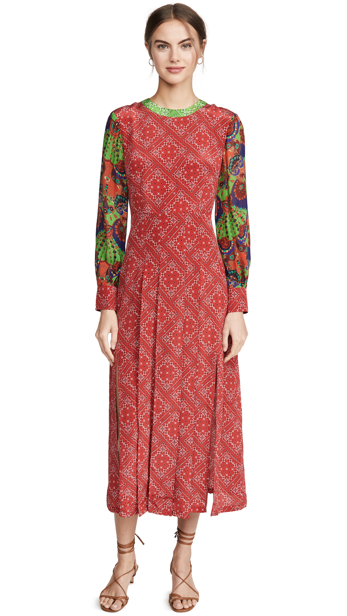 Buy RIXO online - photo of RIXO Emma Dress