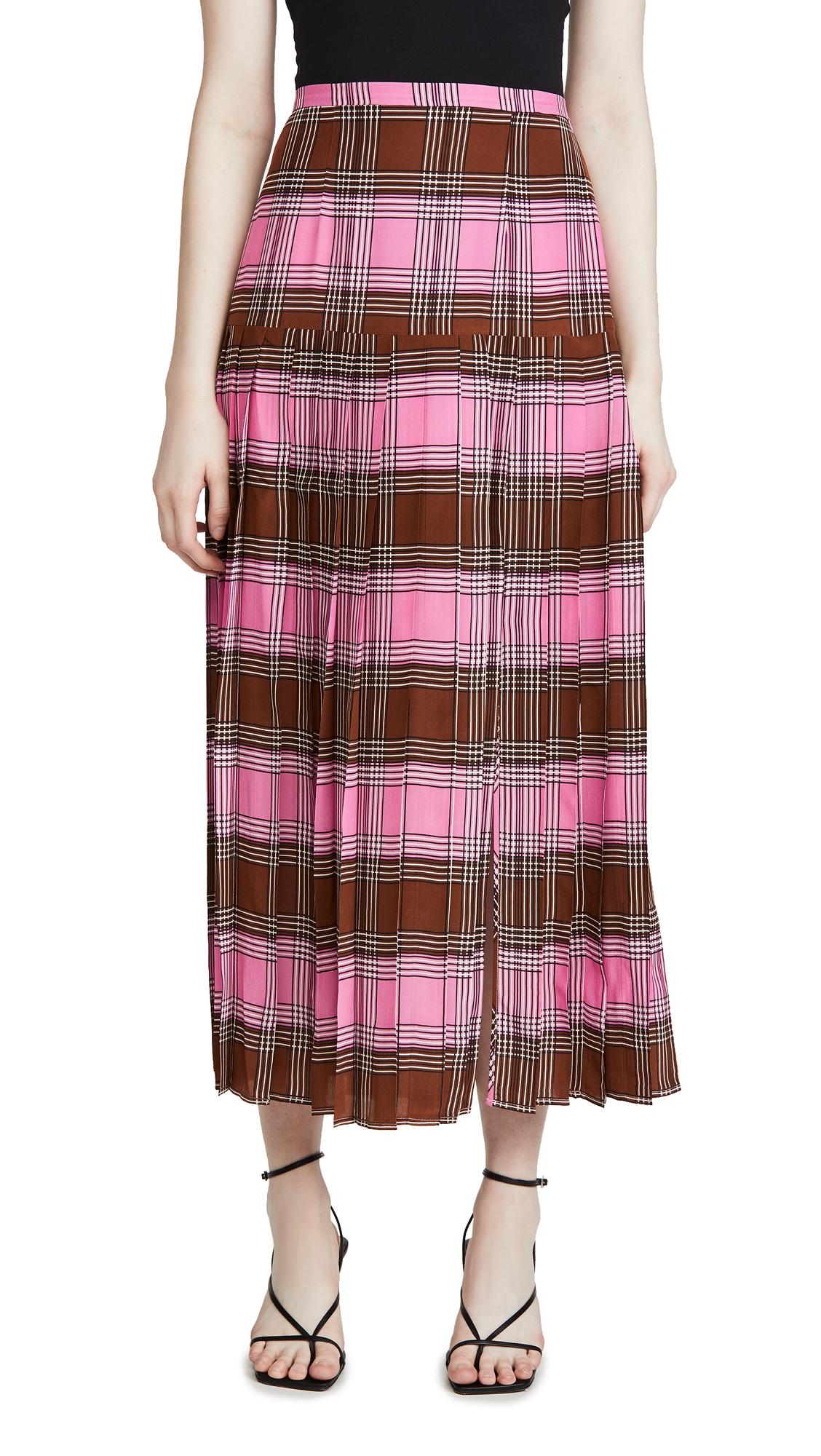 Buy RIXO online - photo of RIXO Tina Skirt