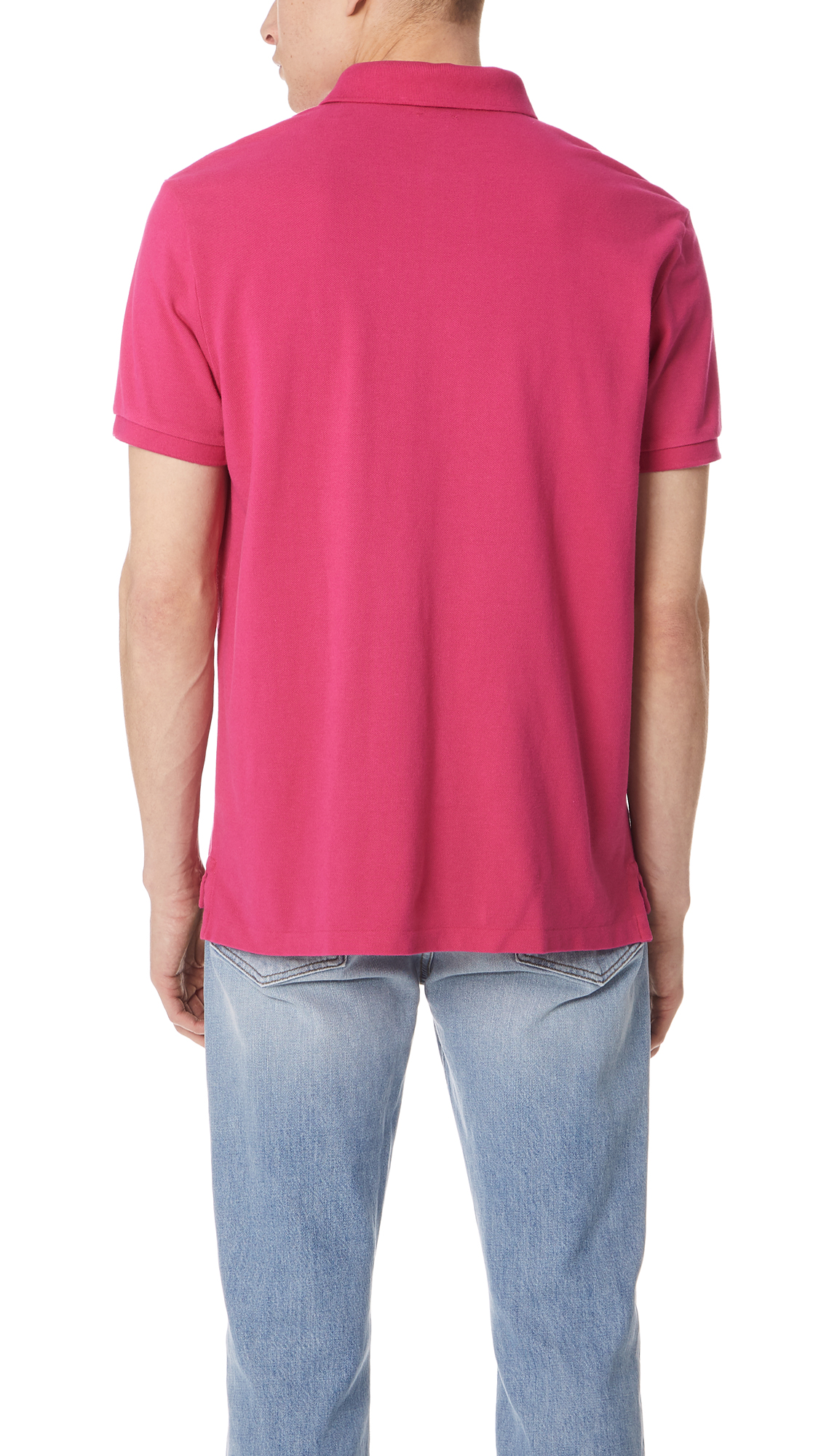 Polo Ralph Lauren Custom Slim Fit Polo Shirt East Dane