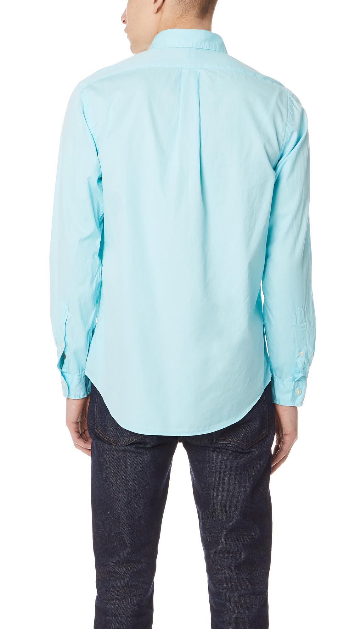 156b5a84ccf3 Polo Ralph Lauren Chino Shirt