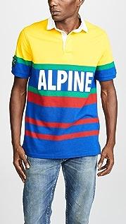 Polo Ralph Lauren Рубашка-поло Hi Tech Rugby с короткими рукавами