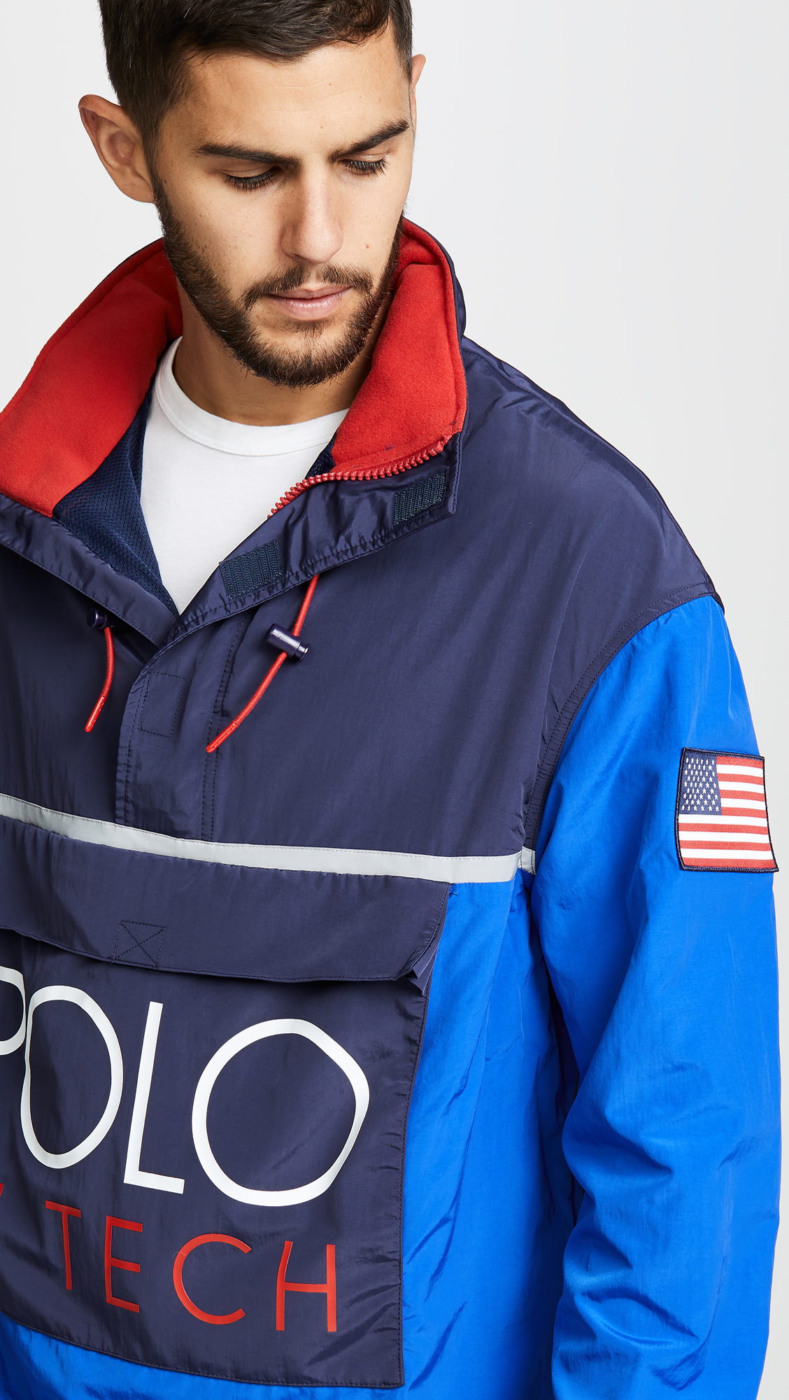 133dfc2c7 Polo Ralph Lauren Hi Tech Pullover
