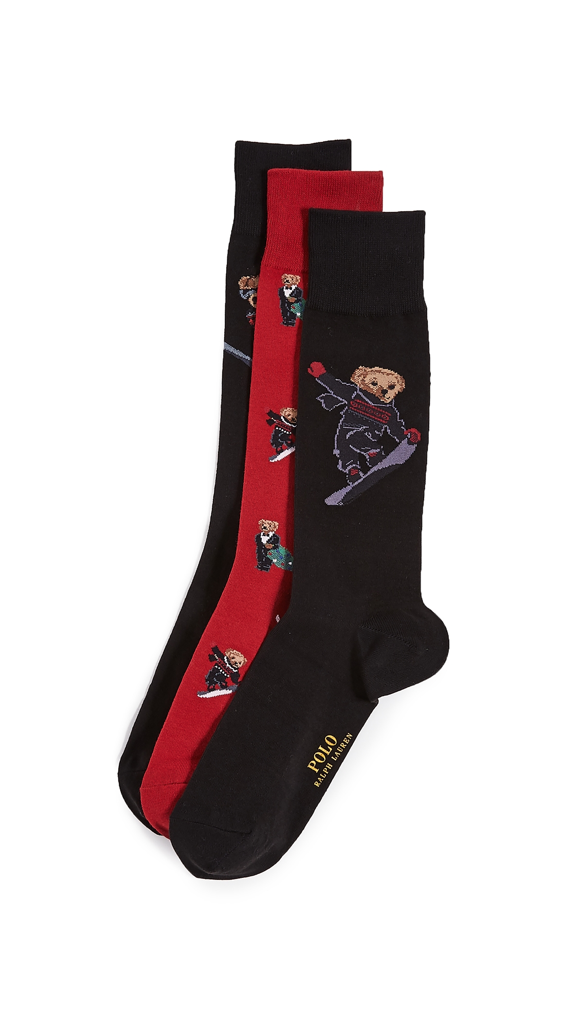 Polo Ralph Lauren Ski Jumper Socks 3-Pack Gift Box In Multi  sc 1 st  ModeSens & Polo Ralph Lauren Ski Jumper Socks 3-Pack Gift Box In Multi | ModeSens