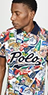Polo Ralph Lauren Allover Print Polo Shirt
