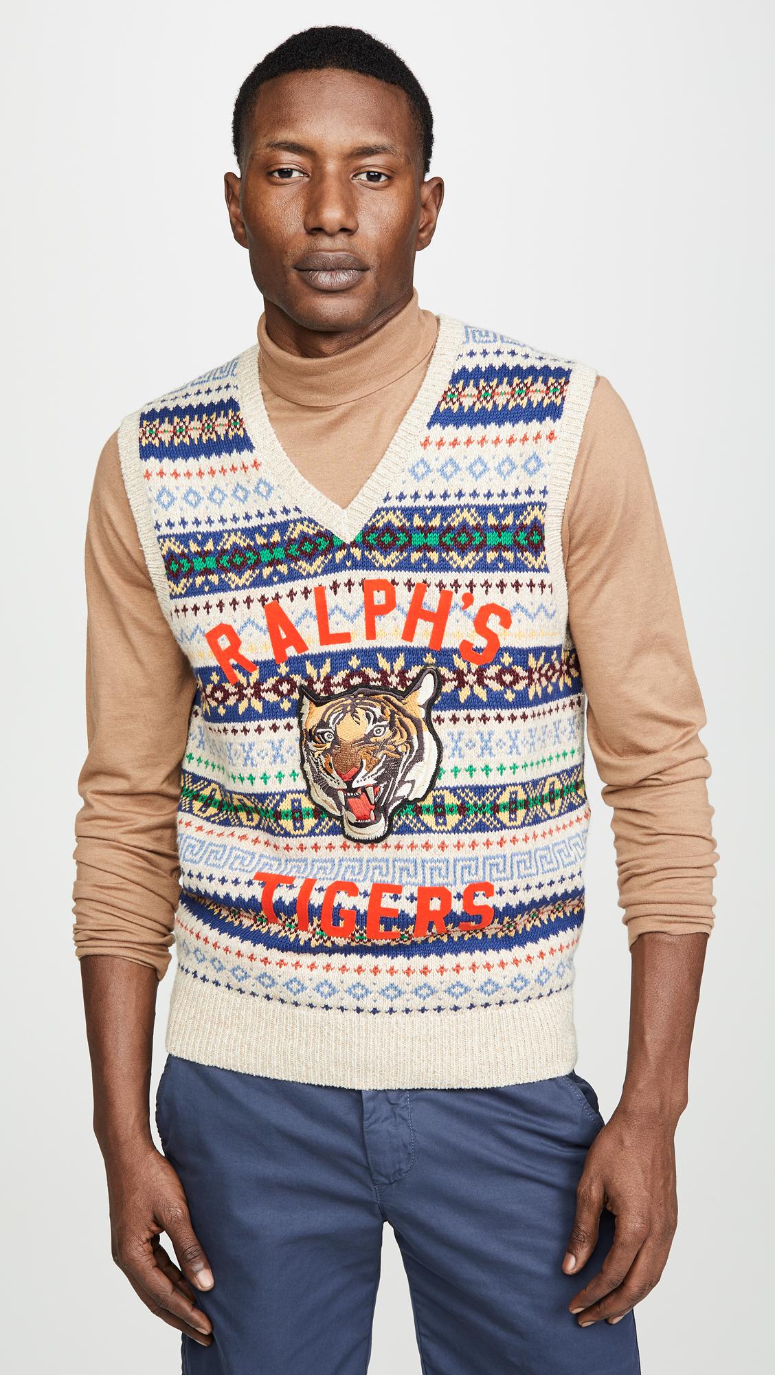 419b96620 Polo Ralph Lauren Fair Isle Sweater Vest