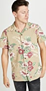 Polo Ralph Lauren Short Sleeve Floral Shirt