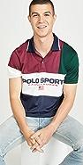 Polo Ralph Lauren Logo Tech Pique Polo Shirt