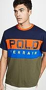 Polo Ralph Lauren Polo Terrain Colorblock Short Sleeve T-Shirt