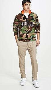 Polo Ralph Lauren Polar Fleece Pullover Sweatshirt