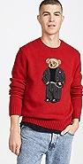 Polo Ralph Lauren Polo Bear Wool Sweater