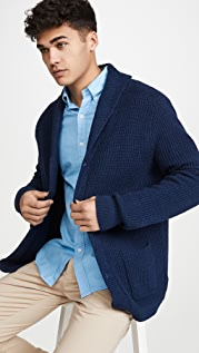 Polo Ralph Lauren Cotton Shawl Collar Sweater