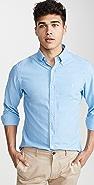 Polo Ralph Lauren Longsleeve Garment Dyed Oxford Shirt