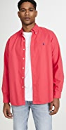 Polo Ralph Lauren Long Sleeve Garment Dyed Oxford Shirt