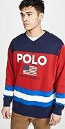 Polo Ralph Lauren Magic Fleece Active Crew Neck Sweatshirt