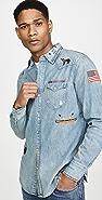 Polo Ralph Lauren Long Sleeve Chambray Shirt