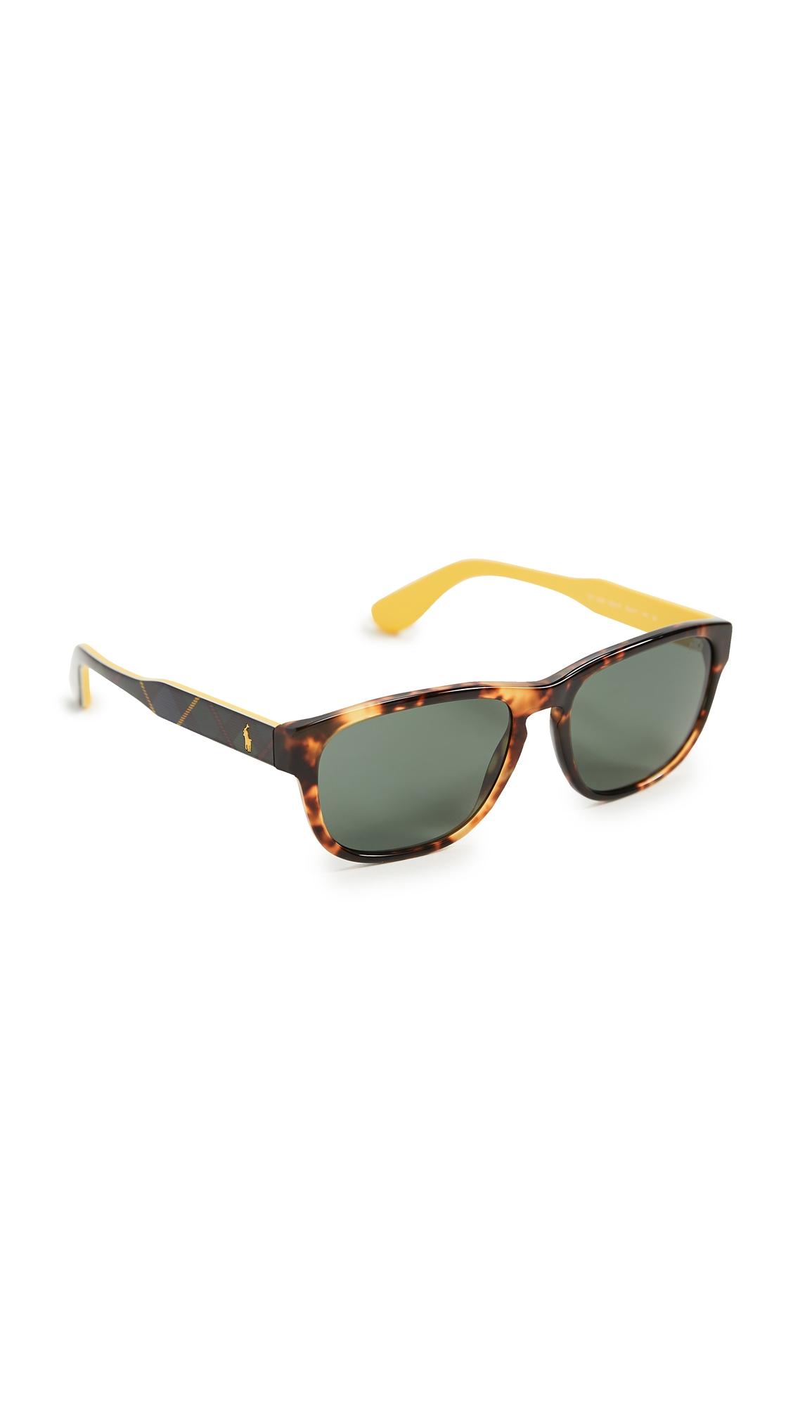Polo Ralph Lauren 0ph4158-sunglasses In Shiny New Jerry Tortoise