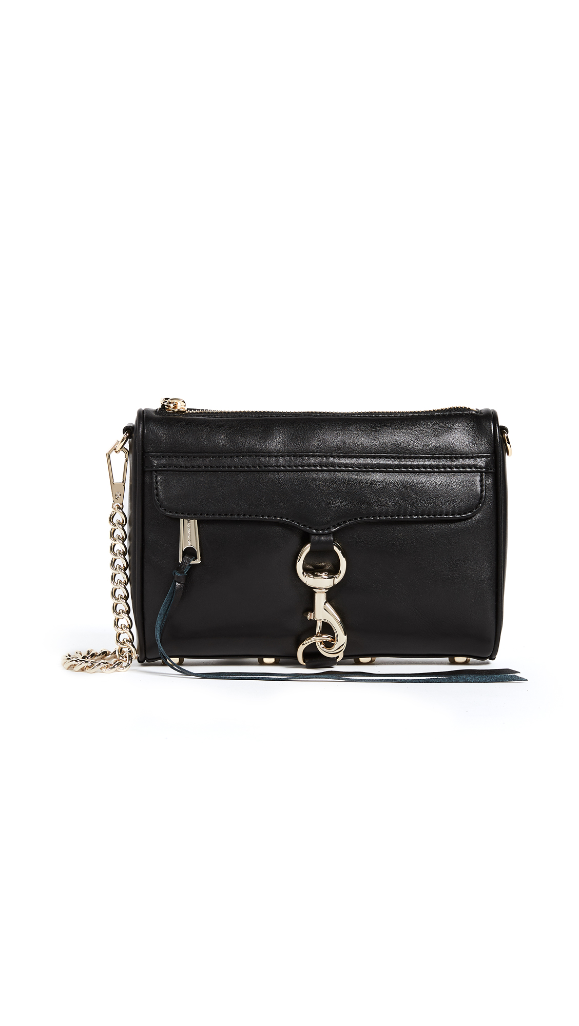 Rebecca Minkoff Mini MAC Bag - Black