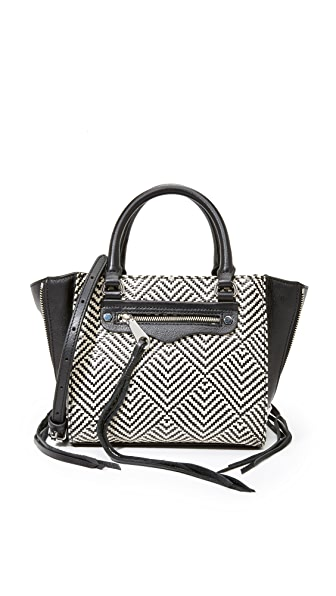 Rebecca Minkoff Side Zip Mini Regan Tote Shopbop