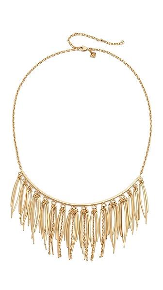 Rebecca Minkoff Needle Statement Collar Necklace