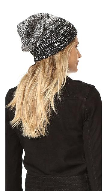 Rebecca Minkoff Melange Degrade Slouchy Hat