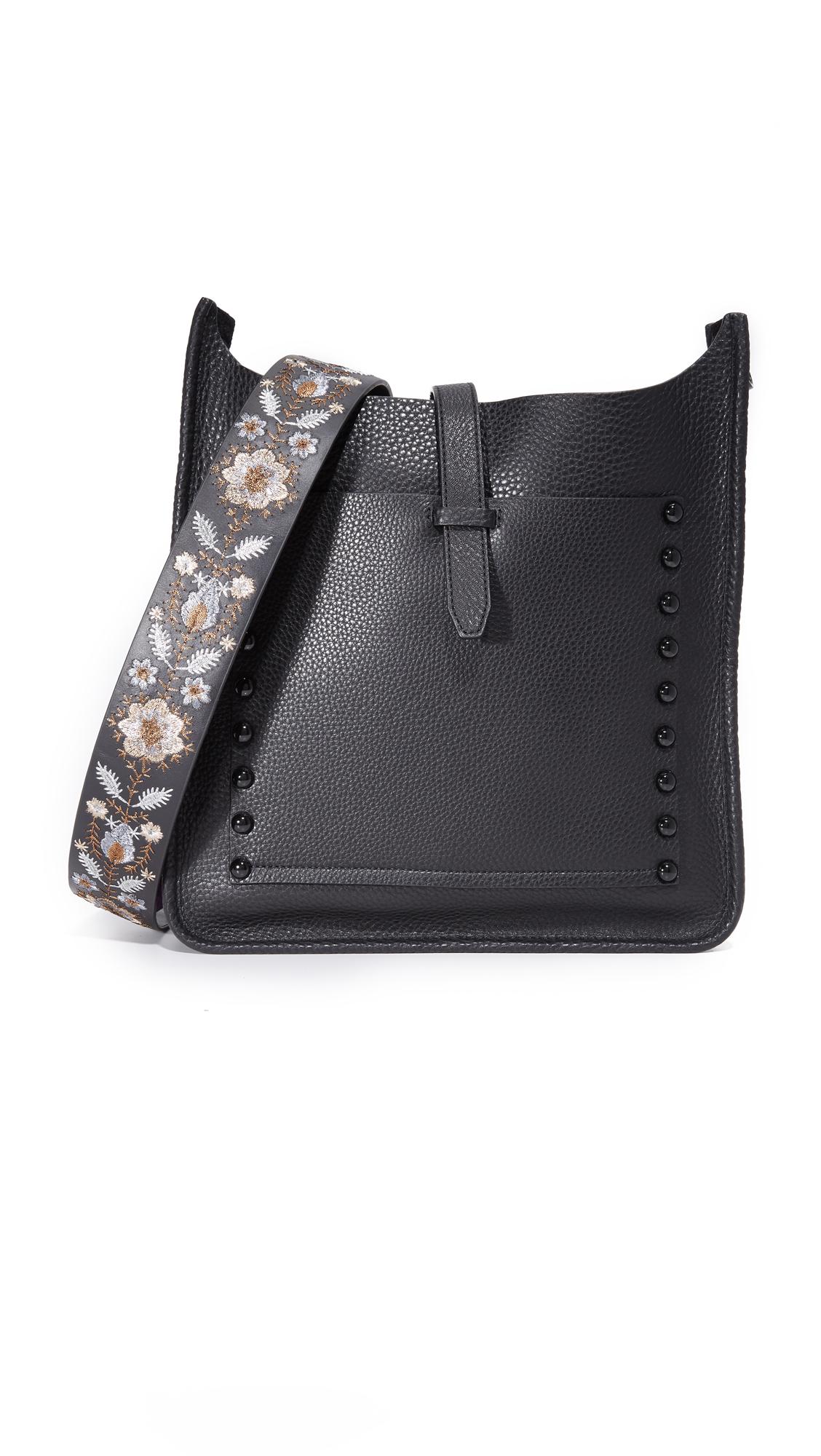 Rebecca Minkoff Floral Leather Guitar Handbag Strap Discount Websites Sale Original Cost Sale Online uNxS3s4xP