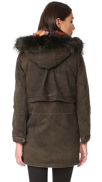 Rebecca Minkoff Theo Coat