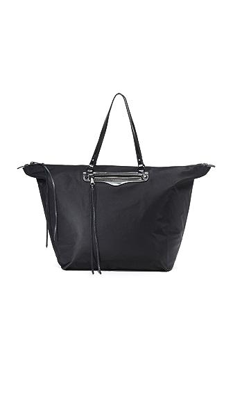 Rebecca Minkoff Weekender Bag - Black