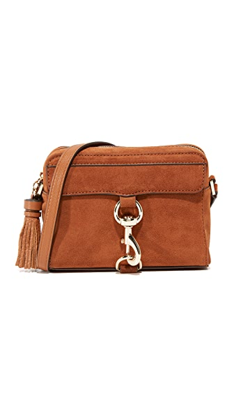 Rebecca Minkoff MAB Camera Bag - Almond