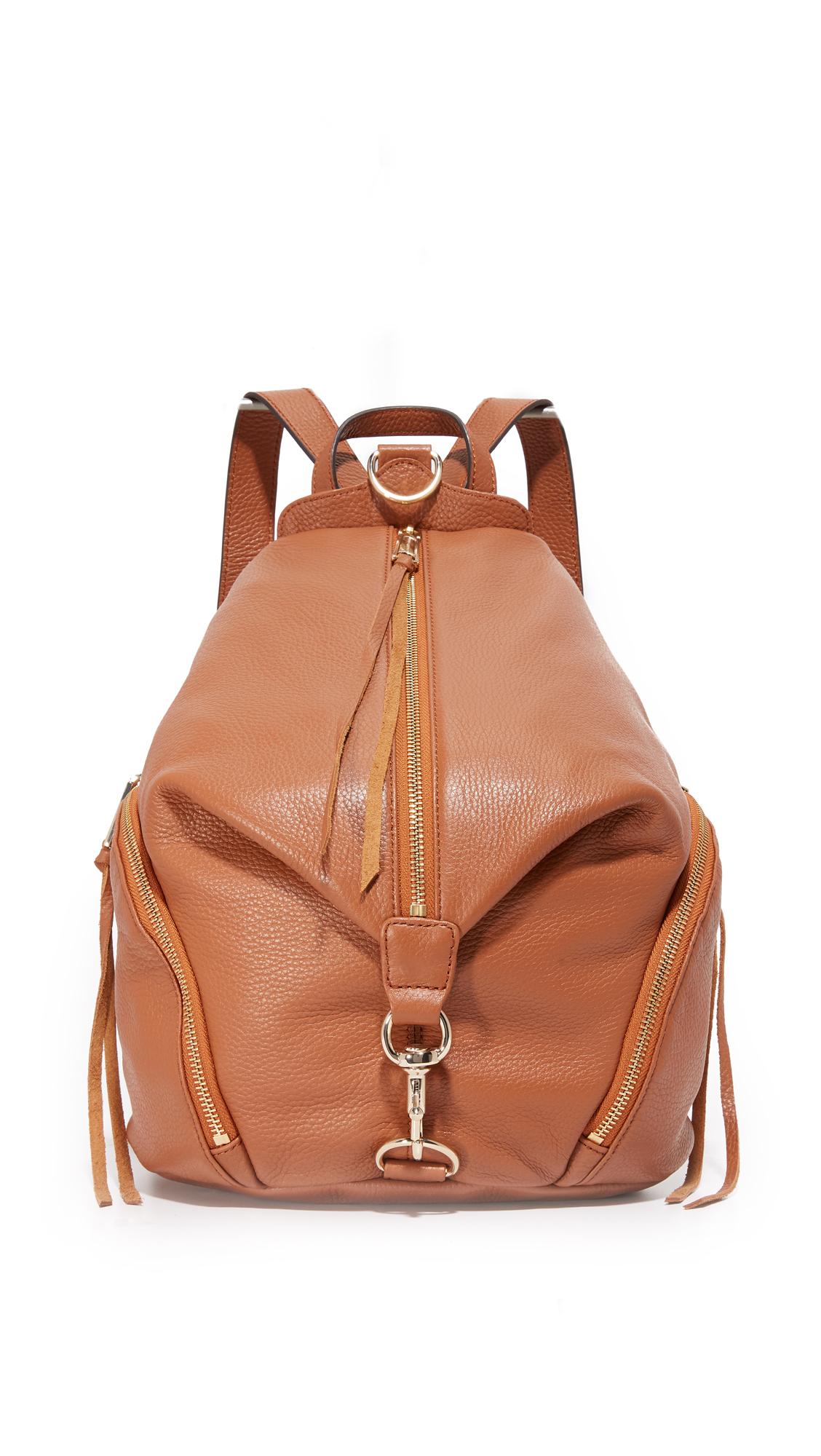 rebecca minkoff female rebecca minkoff julian backpack almond