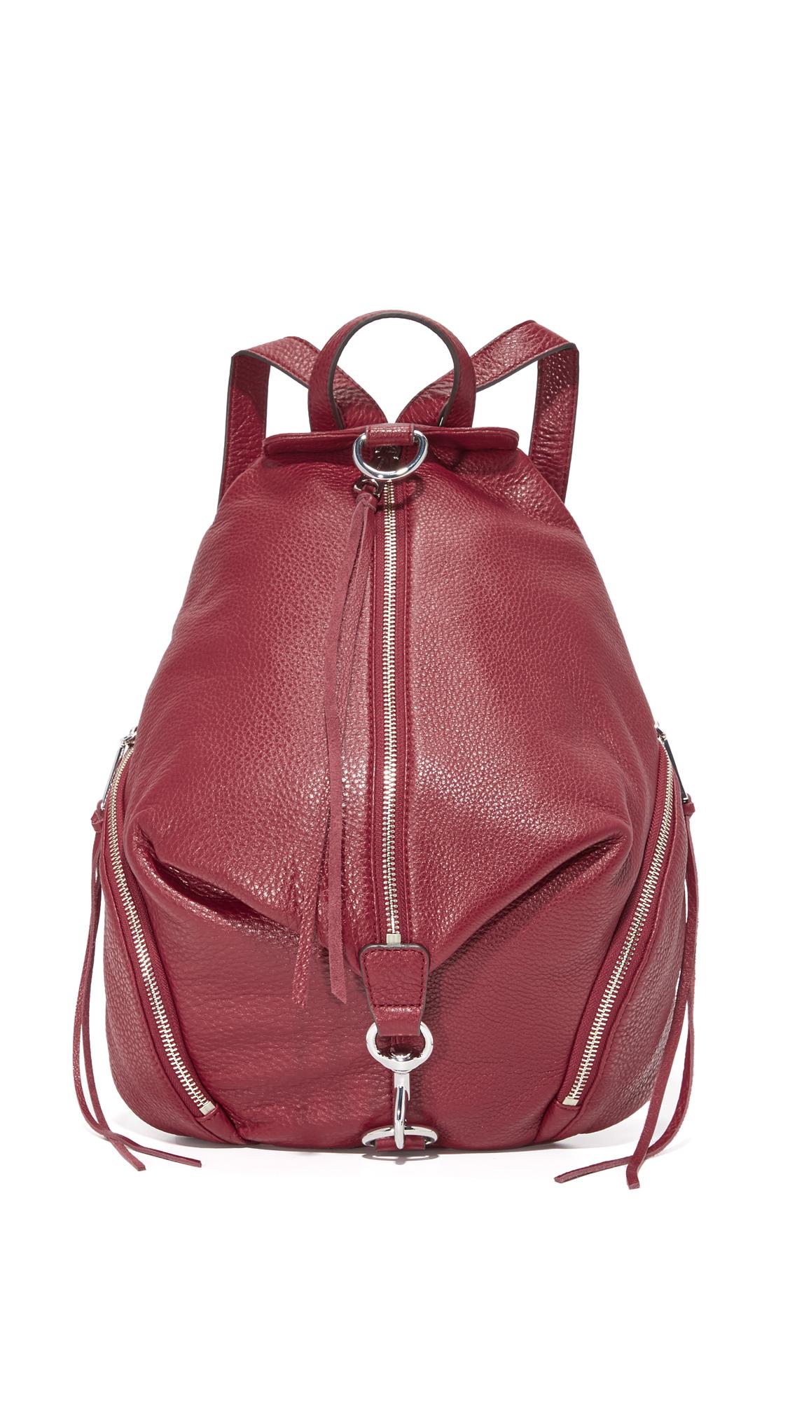 rebecca minkoff female rebecca minkoff julian backpack port