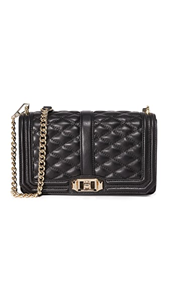 Rebecca Minkoff Love Cross Body Bag - Black
