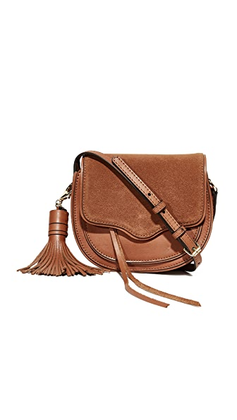 Rebecca Minkoff Mini Suki Cross Body Bag - Almond