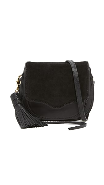 Rebecca Minkoff Mini Suki Cross Body Bag - Black