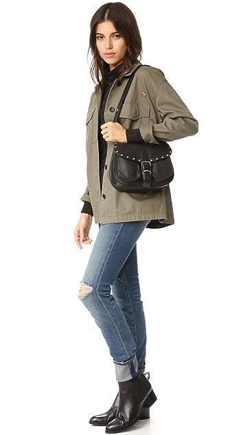 Rebecca Minkoff Biker Saddle Bag