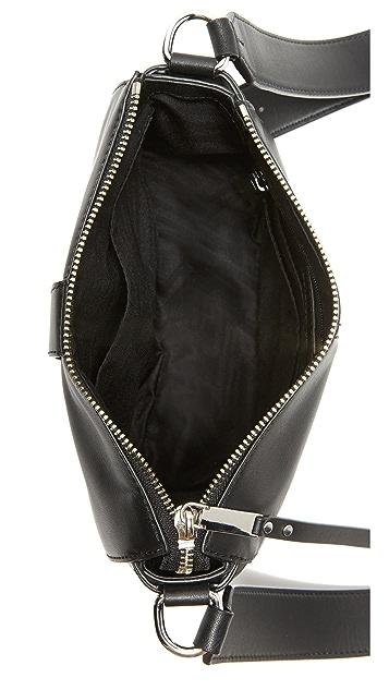 Rebecca Minkoff Medium Rochelle Saddle Bag