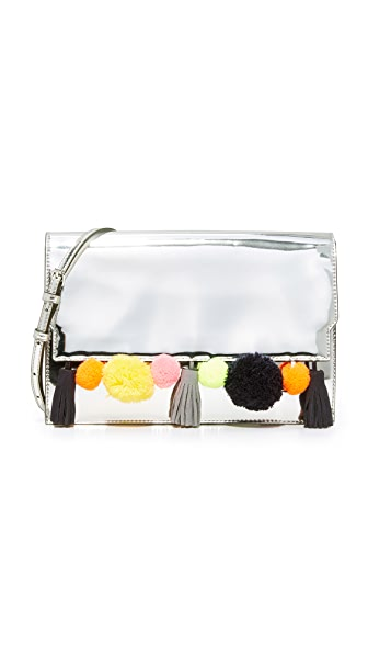 Rebecca Minkoff Sofia Clutch Cross Body Bag