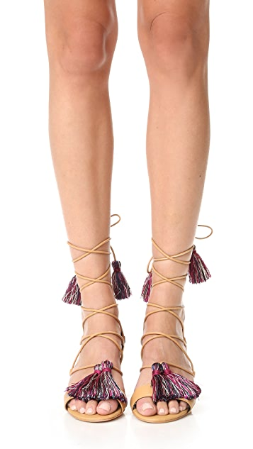 Rebecca Minkoff Isla City Sandals