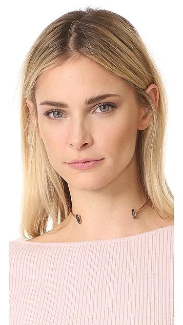 Rebecca Minkoff Sparkler Choker Necklace