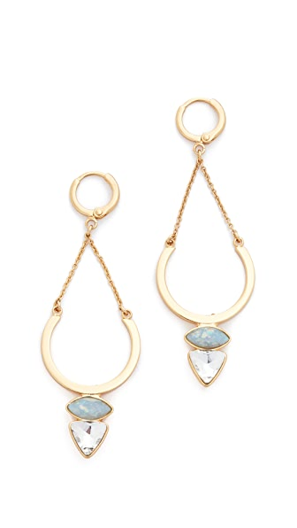 Rebecca Minkoff Airy Chandelier Earrings