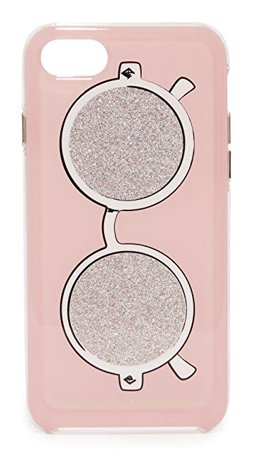 Rebecca Minkoff Round Sunnies iPhone 7 Case