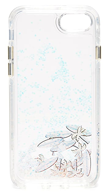 Rebecca Minkoff Surf Icon Waterfall iPhone 7 Case