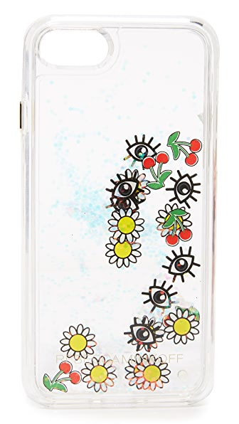 Rebecca Minkoff Patch Pieces Waterfall iPhone 7 Case
