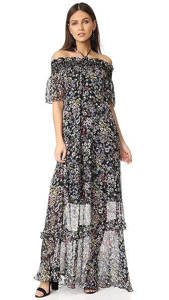 Rebecca Minkoff Loma Dress - Balboa Garden Print