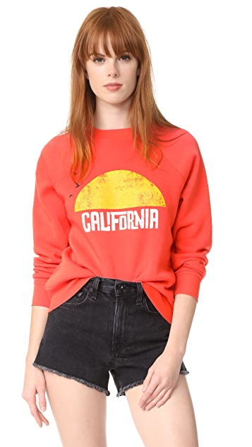 Rebecca Minkoff California Sunset Sweatshirt
