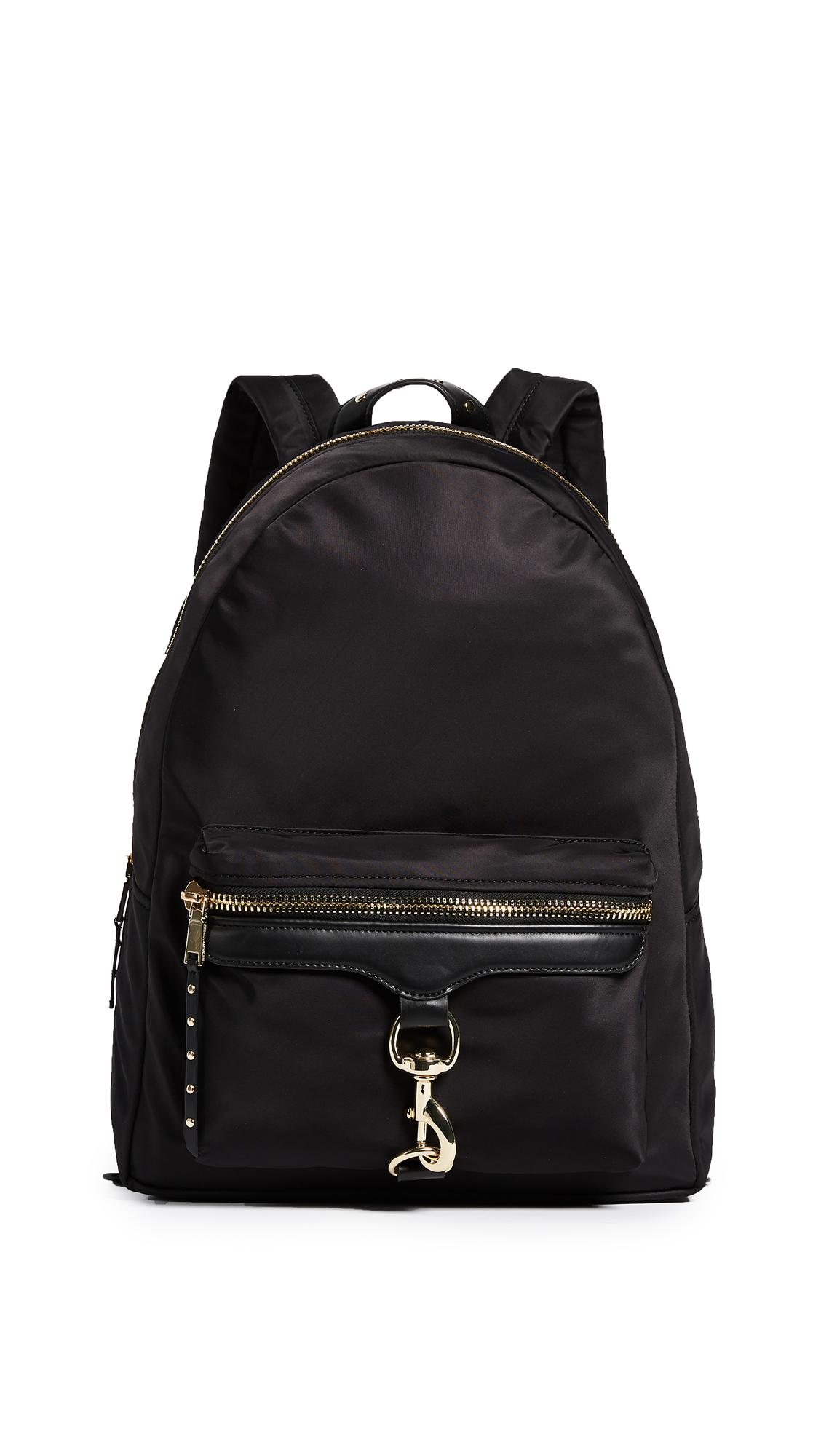 Rebecca Minkoff Always On MAB Backpack - Black