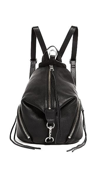 Rebecca Minkoff Medium Julian Backpack - Black